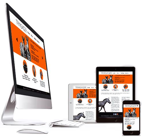 responsive design hjemmesider
