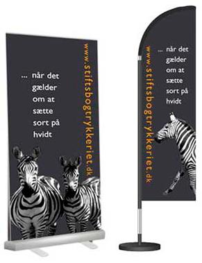 billig roll-ups banner plakater